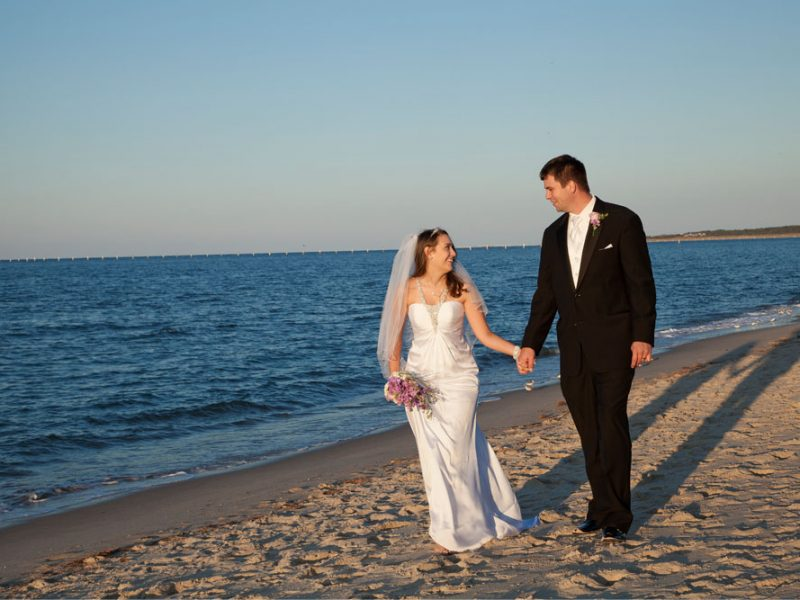 Why Not Elope - Beach Weddings Virginia